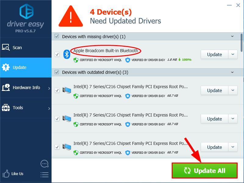 How To Fix Bluetooth Icon Missing Windows 10 - Driver Easy