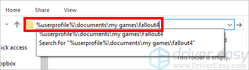 Fallout 4 Keyboard Not Working [FIXED] - Driver Easy