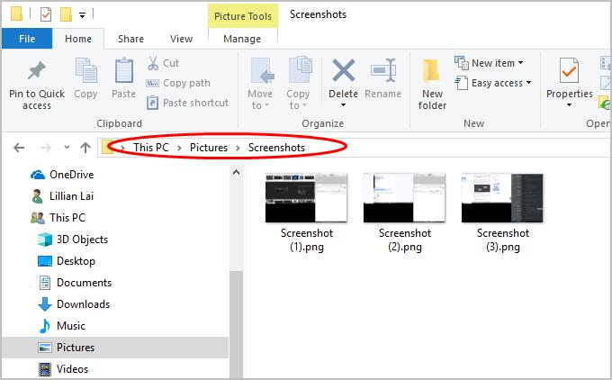 print screen toshiba laptop windows 8.1