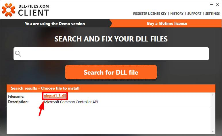 xinput1_3.dll download windows 7 64 bit free