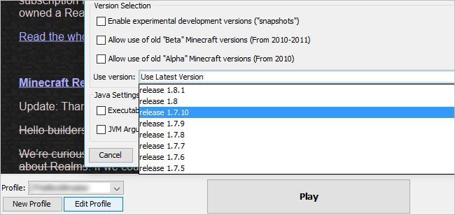minecraft server port windows 10