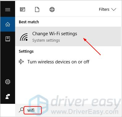 Fix Wireless capability is turned off [Solved] - Driver Easy