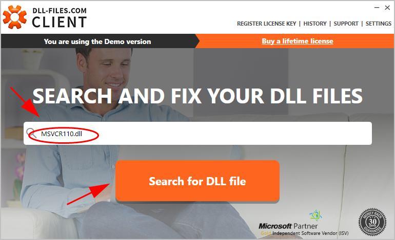 www.dll-files.com msvcr110