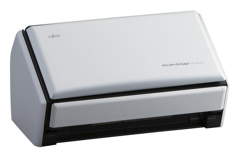 FUJITSU SCANSNAP S1500 SCANNER DRIVERS FOR WINDOWS XP