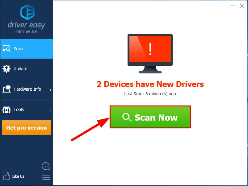 How To Fix I2C HID Device Driver Issues Easily - Driver Easy