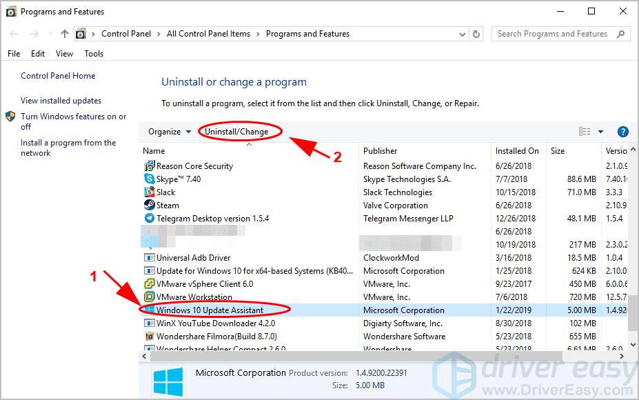 Windows 10 Update Assistant - What is it and how to