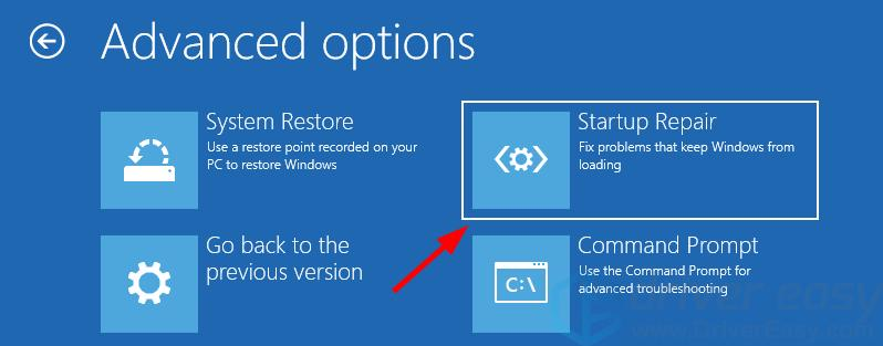 Fix CRITICAL SERVICE FAILED Blue Screen Error on Windows 10 - Driver