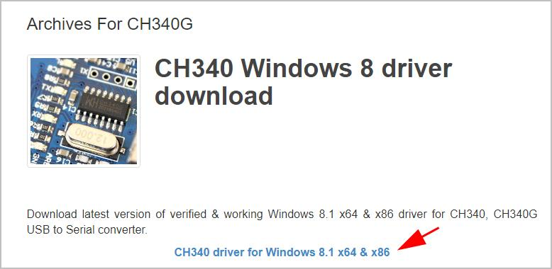 CH340G Driver Download and Update in Windows - Driver Easy