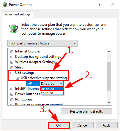 How To Fix USB Keeps Disconnecting - Driver Easy