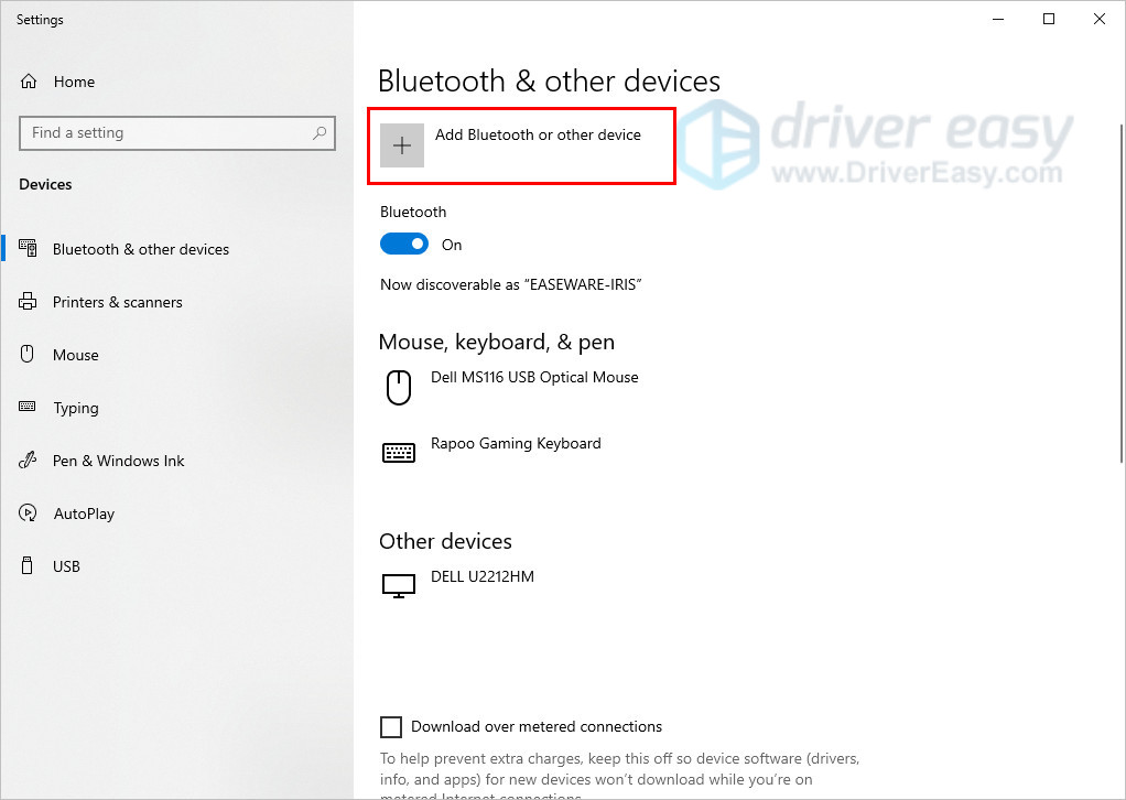 How to Connect Wireless Mouse to Windows/ Mac - Driver Easy