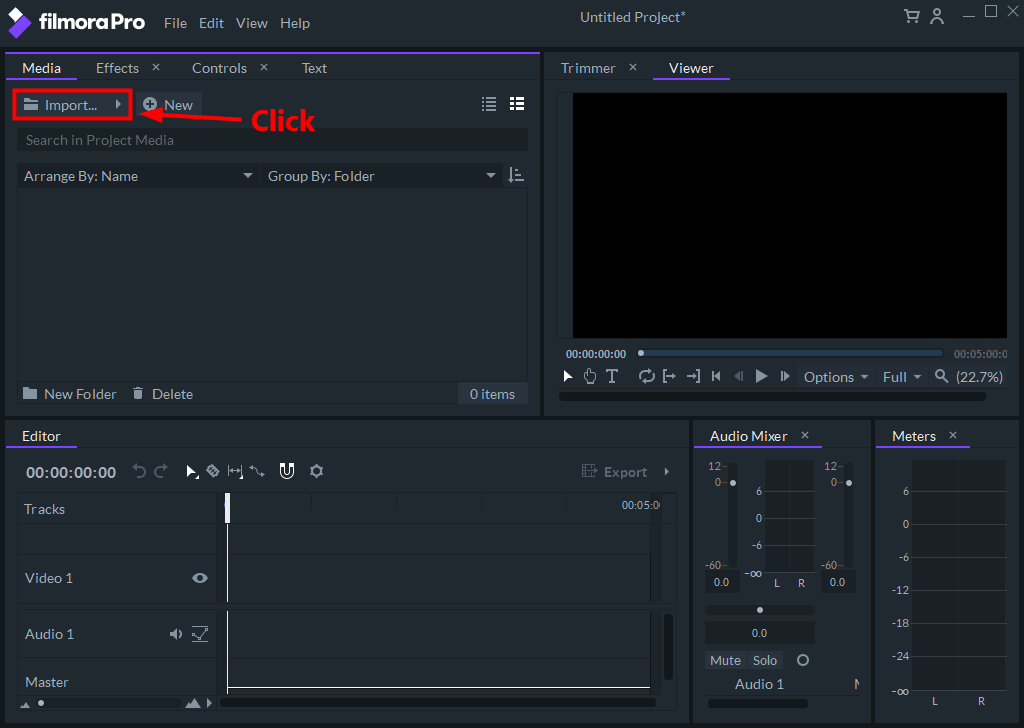 Video Editor Effects: add effects to a video   Quickly