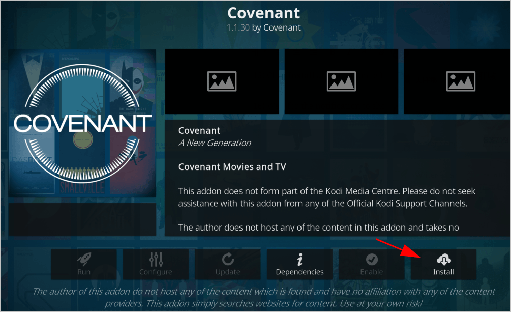 How to Install Covenant on Kodi [2019 Update] - Driver Easy