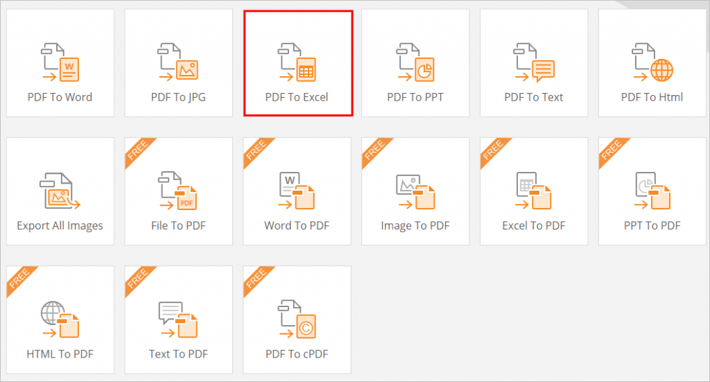 Easy to Convert PDF to Excel - Driver Easy