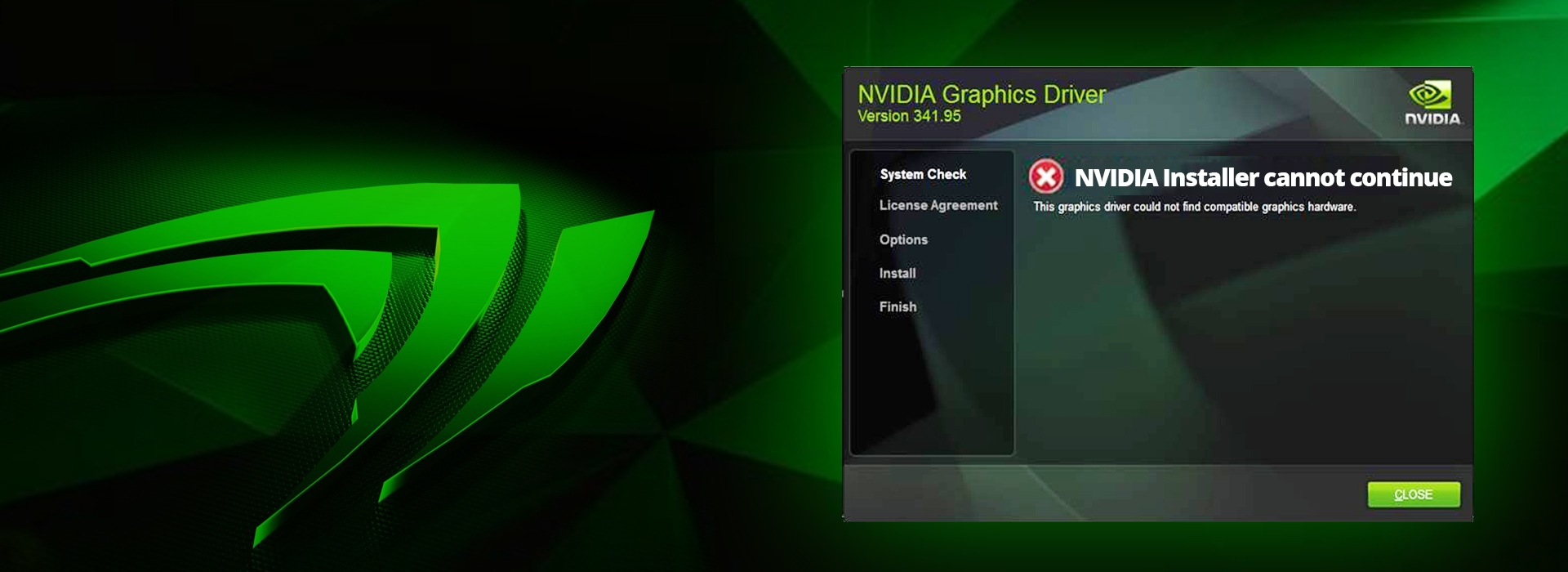 Solved] NVIDIA Installer cannot continue - Driver Easy