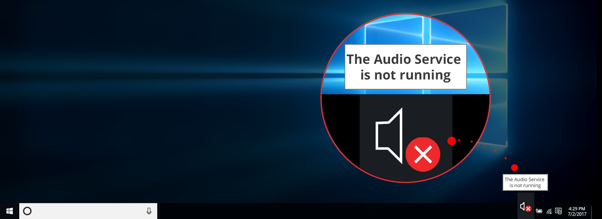 Solved: The Audio Service is not running Windows 10 - Driver
