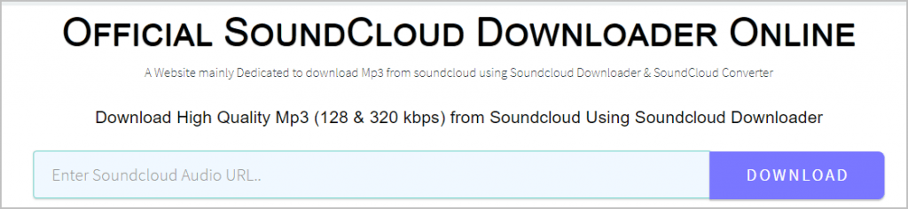 5 Best Free SoundCloud Downloaders in 2019 - Driver Easy