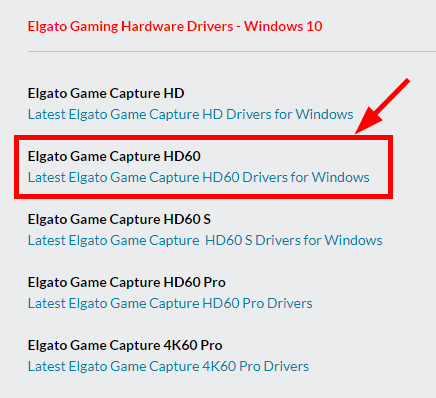Elgato Game Capture Windows 7 Download