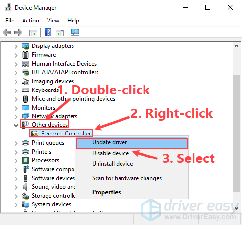 Offline Scan - Driver Easy