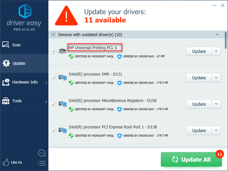 Solved] HP OfficeJet Pro 6978 driver issues in Windows 7, 8 and 10