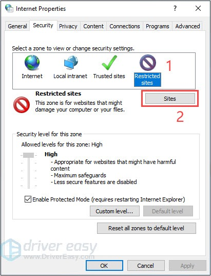 Solved] How to Unblock Websites on Chrome - Driver Easy