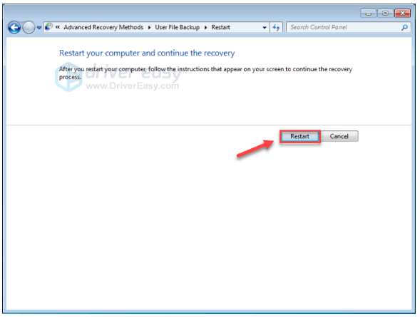 Solved] How to factory reset Windows 7? - Driver Easy