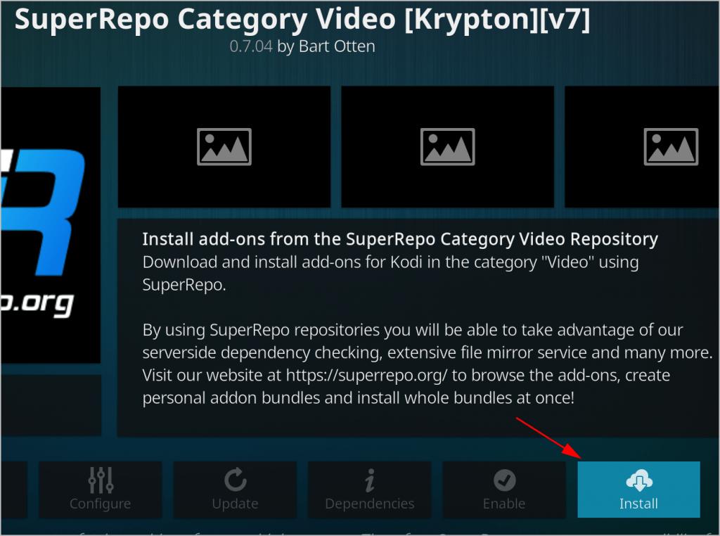 Kodi SuperRepo - Install SuperRepo on Kodi Step by Step