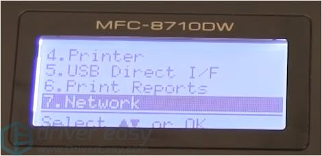 How to Connect Brother Printer to WiFi - Driver Easy