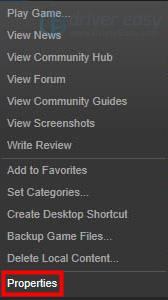 Steam verify the game file