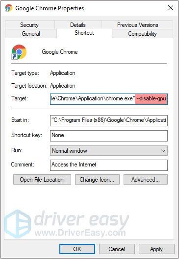 Solved] How to fix Google Chrome Black Screen Problem