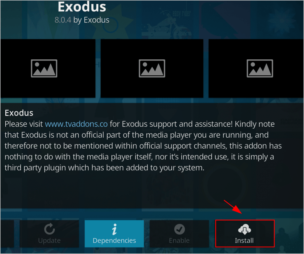 Fix] Exodus Kodi not Working [Update August 2019] - Driver Easy