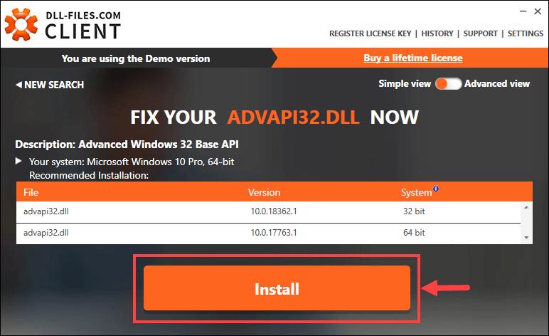 How to install .DLL files. - DLLme.com