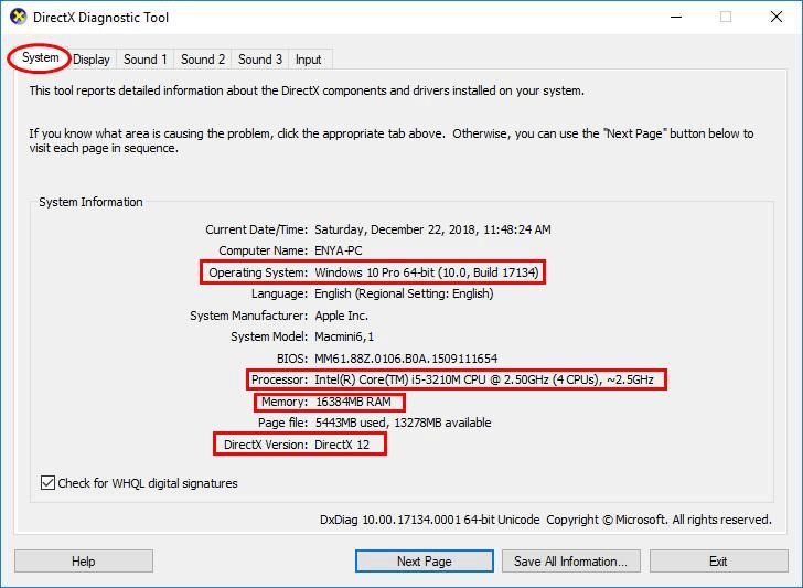 How To Install Directx 12 On Windows 10 Intel DirectX