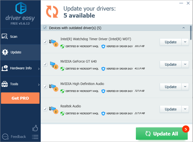 This Driver can't release to failure in Windows 10 [SOLVED