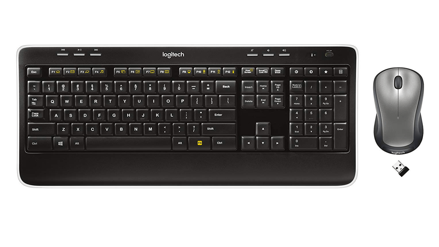 Solved Logitech K520 Keyboard Not Working Quickly Easily