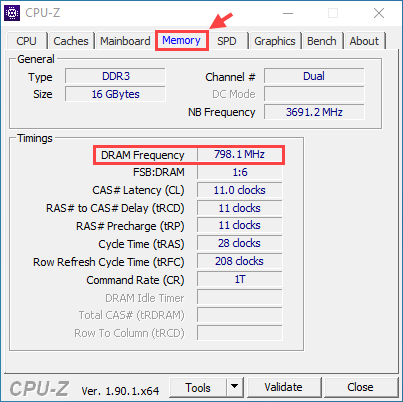 How To Check Your Real Ram Speed Driver Easy