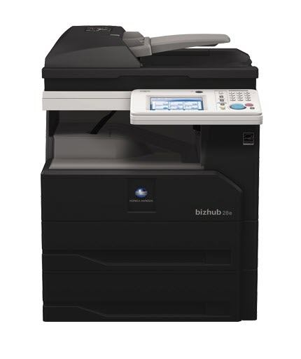 konica minolta printer drivers