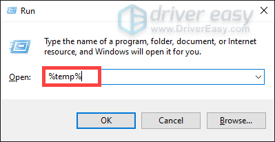 delete temp files; PUBG freezing