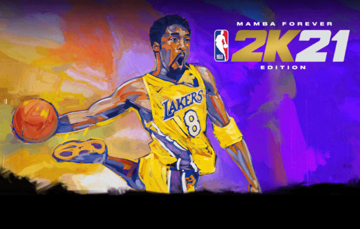 Green Glitch NBA 2K21