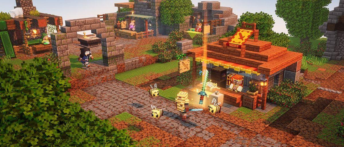 Minecraft updats September