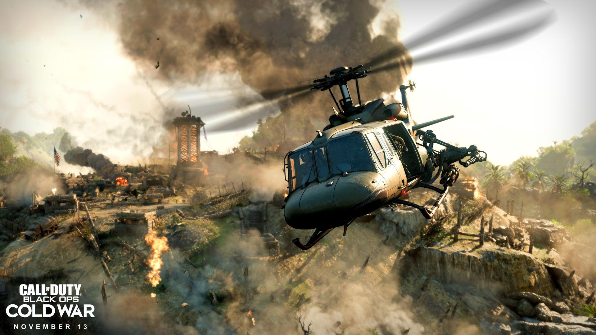Call of Duty Black Ops Cold War crashing on PC