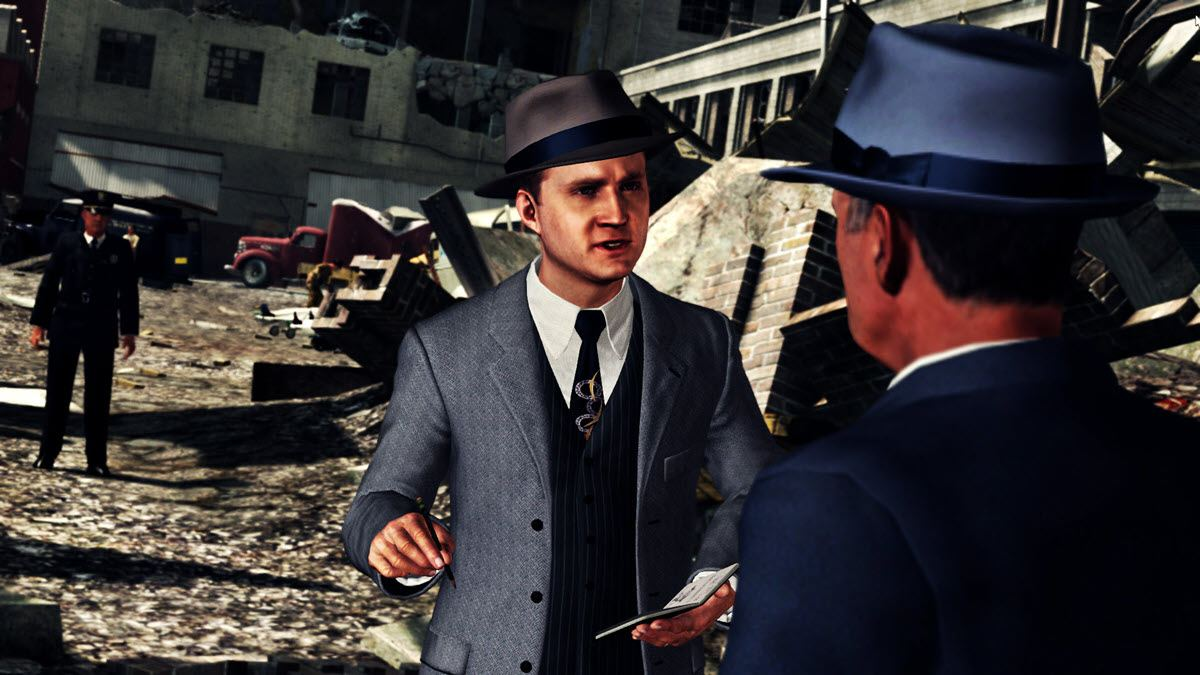 l.a. noire not launching