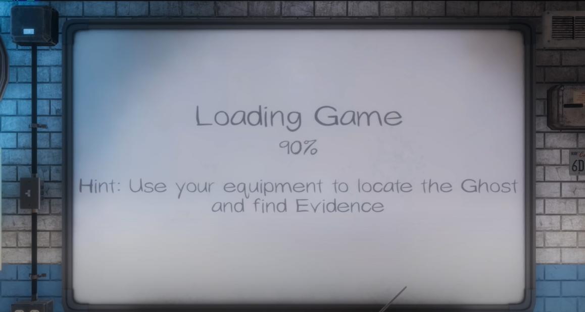 Phasmophobia stuck at 90% loading screen