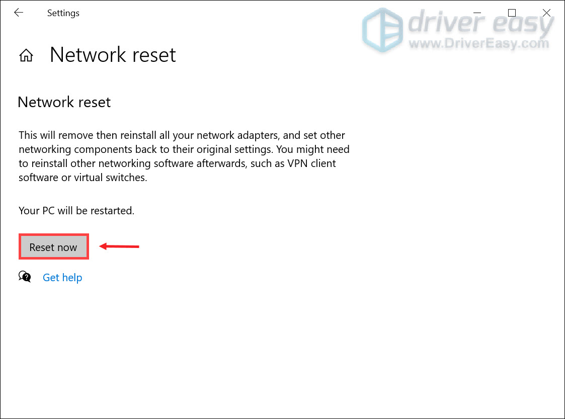 reset network to fix Phasmophobia voice chat not working issue