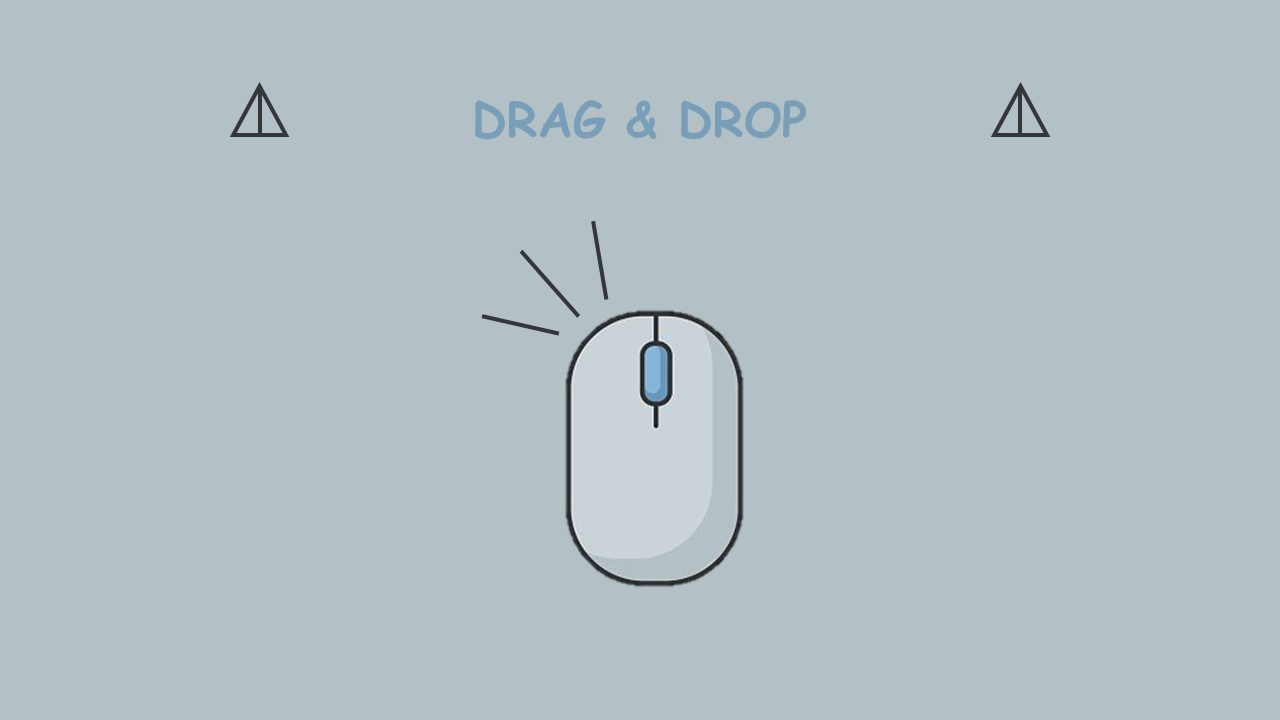 fix drag and drop not working