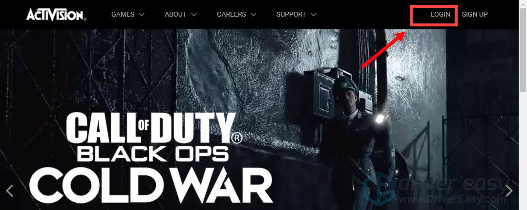 link activision account