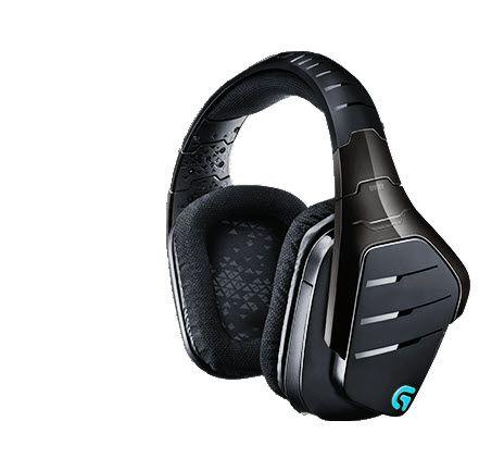 logitech g933 no sound