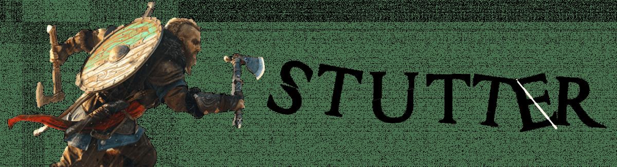 fix Assasin's Creed Valhalla stuttering on PC