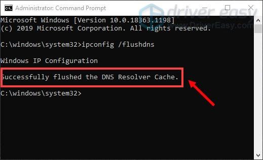flush DNS blzbntbgs000003f8 call of duty black ops cold war