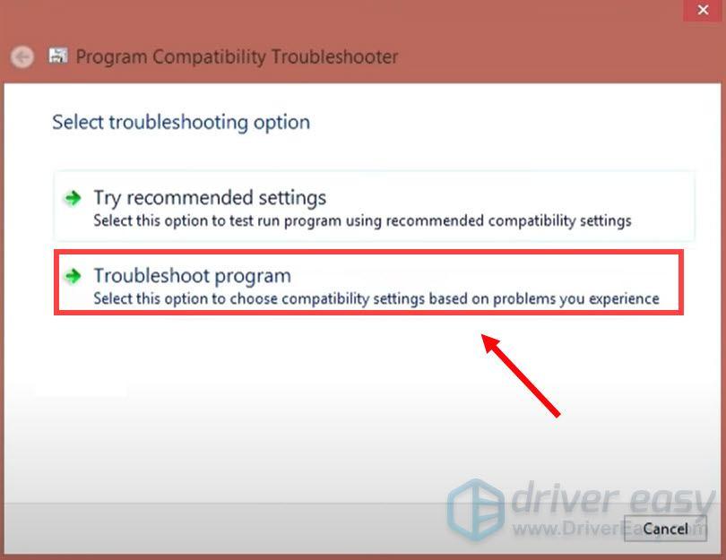 run compatibility troubleshooter VALORANT error code 43