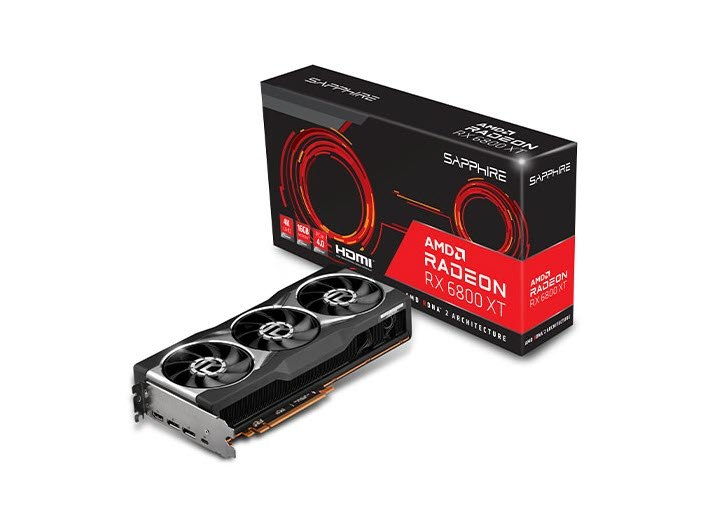 amd rx 6800 xt driver download